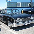 FORD Galaxie Town Sedan 1960 Sinsheim (1)