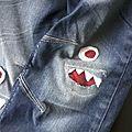 Reparation pantalon