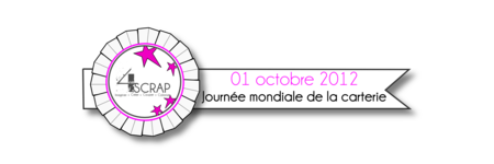 Badge journée de la carterie