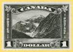 Timbre Canada 1930 Mont Edith Cavell