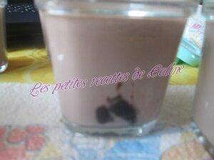 Crème de yaourt à la pâte à tartiner15