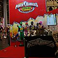Japan Expo 2015 - Power Rangers Dino Charge