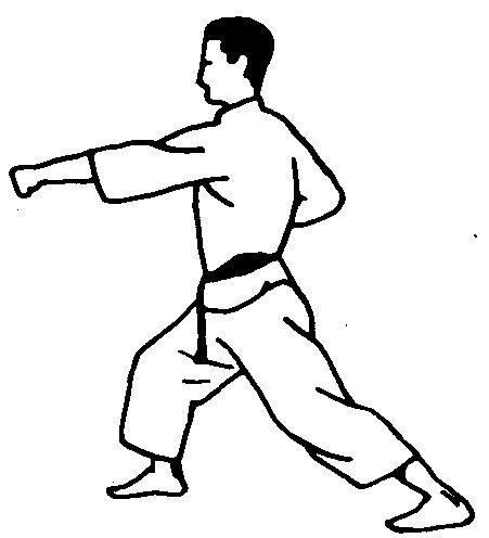gyaku-tsuki