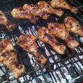 Marinade de poulet