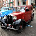 Mathis EMY 4F berline de 1933 (Rallye de France 2010) 01