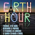  this moment  et Earth Hour 2013!