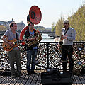 Musiciens (Pont des arts)_8962