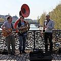 Musiciens (Pont des arts)_8962
