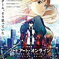 [anime] sword art online: ordinal scale