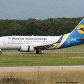 Ukraine International Airlines