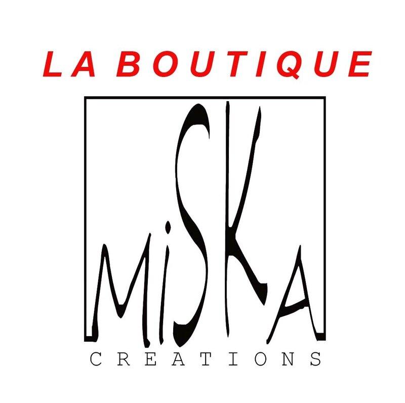 logo Miska créations boutique