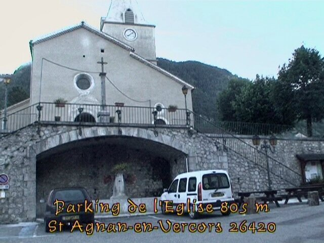 St Agnan