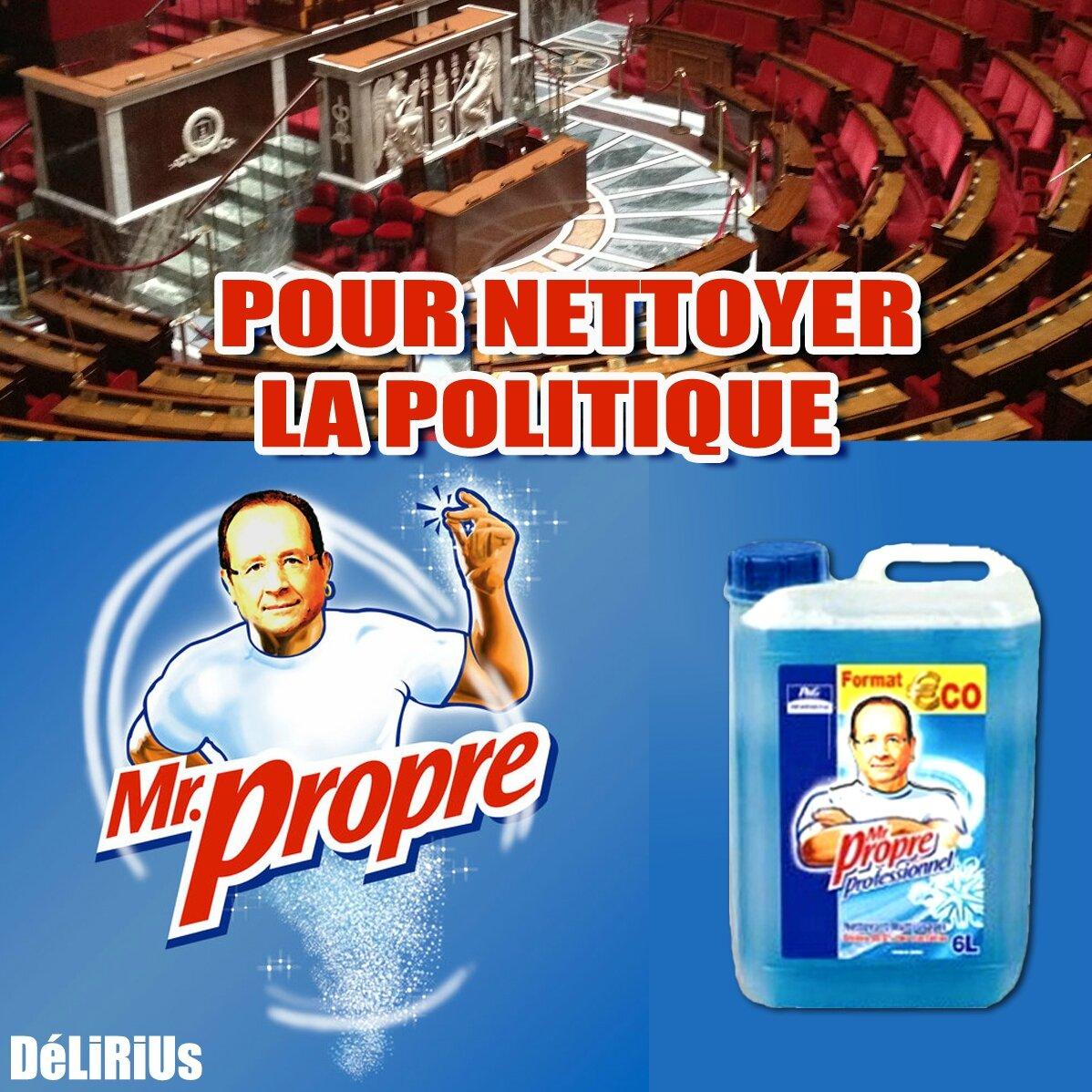 Mr Propre DéLiRiUs
