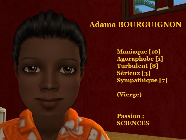 Adama BOURGUIGNON