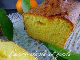 cake clémentine 07