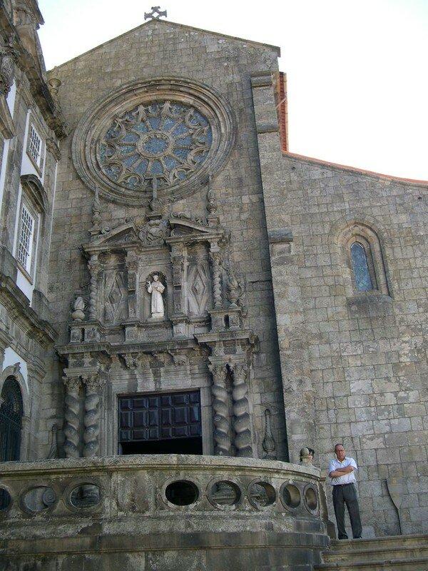 Porto l 39 eglise san francisco photo de le portugal for Francisco peluqueros porto pi