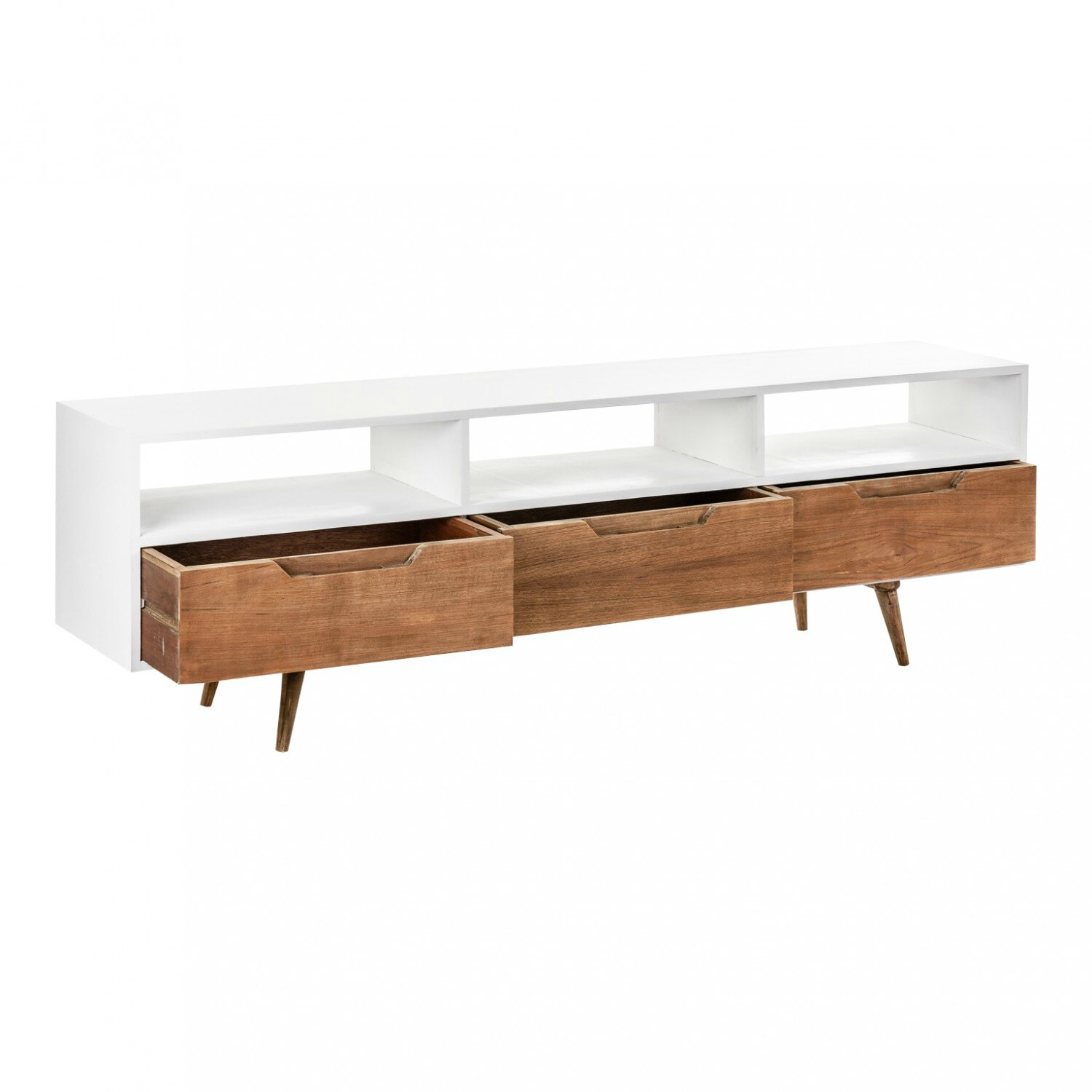 Meuble Tv Cocktail Scandinave Maison Design Bahbe Com # Cdiscount Long Meuble Tv Scandinave