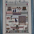 Home of a quilter