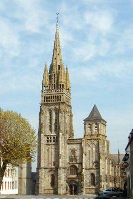 Le Folgoët, Basilique Notre Dame