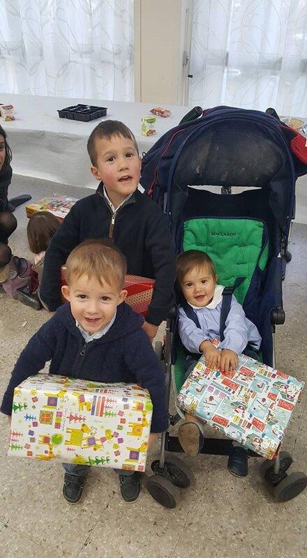 Enfants Noël EMD