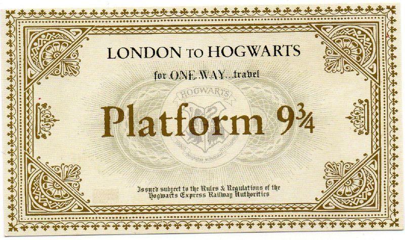 Bien connu Poudlard Express - Mon petit monde et celui de Harry Potter QT47