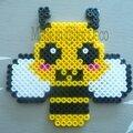 abeilles en perles à repasser