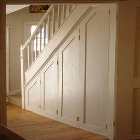 des escaliers avec rangements ce qui m 39 inspire. Black Bedroom Furniture Sets. Home Design Ideas