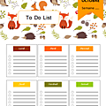 {printable} ma to do list par semaine