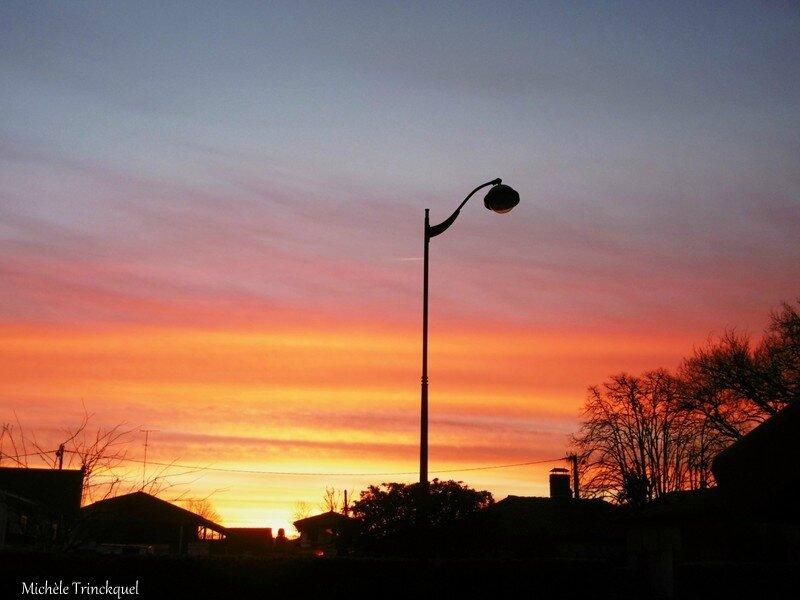 Lever de soleil 090218
