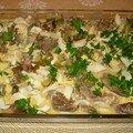 Tete et langue de veau sauce gribiche