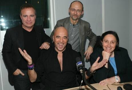Pascal Obispo repeint la musique sur France Bleu