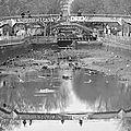 Nettoyage et remise en état du canal saint martin