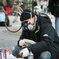 Artistes de rue - par JF