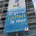 ORGEVAL REFAIT LE MUR SAISON 1 //13 OCT 2011