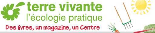 Les JARDINS De TARA vous donnent R.V. sur les Foires et Salons BIO sur leur stand RELAIS des Editions écologiques TERRE VIVANTE!