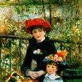 Renoir - Sur la Terrasse
