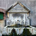 fontaine de l'an XIII à Saint-Georges sur Allier
