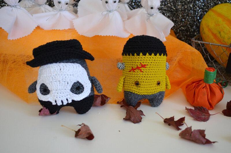 Halloween-montre-Frankeinstein-Lalylala-La chouette bricole (2)