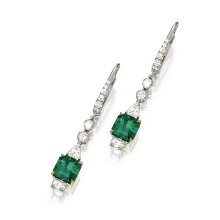 Pair_of_Platinum__18_Karat_Gold__Emerald_and_Diamond_Pendant_Earrings