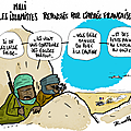 Mali: les islamistes repousss 