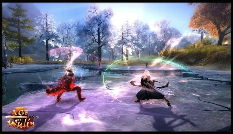 age of wulin 4