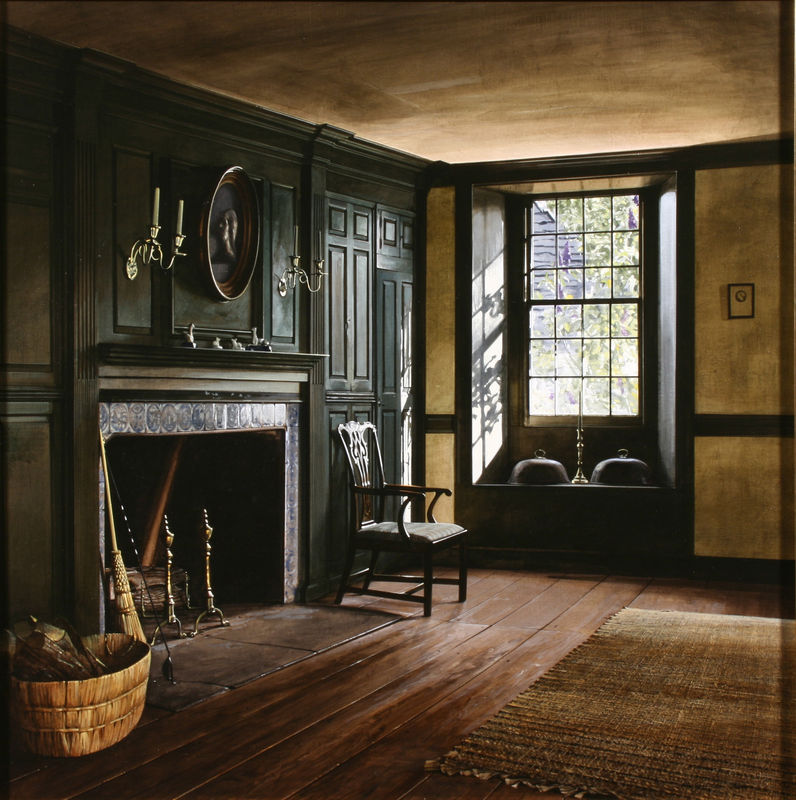"""Painted Rooms American Historic Interiors by Michael John ..."
