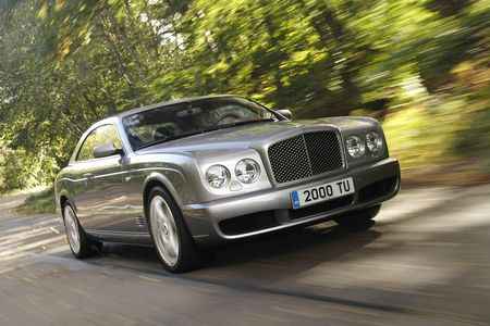 Bentley Brooklands 007