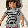 Tuto n° 3 - la petite robe marinière de mélissa...