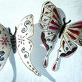 MES BEAUX PAPILLONS N32 EN VENTE SUR COMMANDE