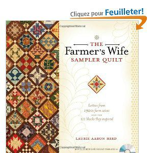 Farmers'wifes sampler quilt