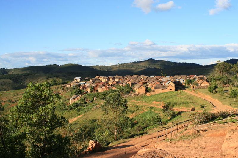 Mon village à MADAGASCAR