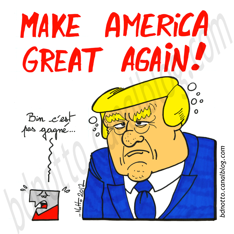 03 - 2017 - Make America Great Again TAG