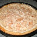 Tarte au fromage blanc