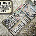 Challenge tag n° 31 de mai 2014